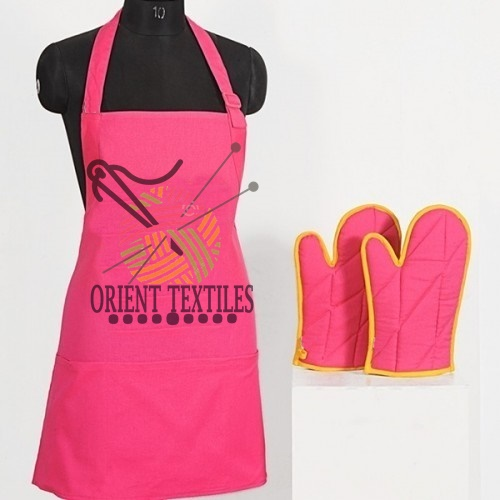 DXB Kitchen Linen Women Apron 04
