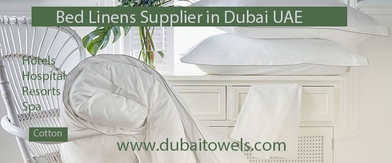 Towels, Bed and Bath Linens Supplier in Dubai – UAE